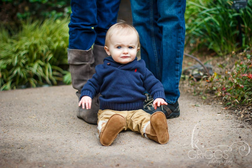 St Louis Family Photographer - KGriggs Photography - one year old boy
