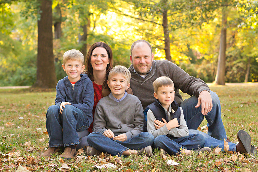 Fall Mini Sessions 2015 | St. Louis Family Photographer