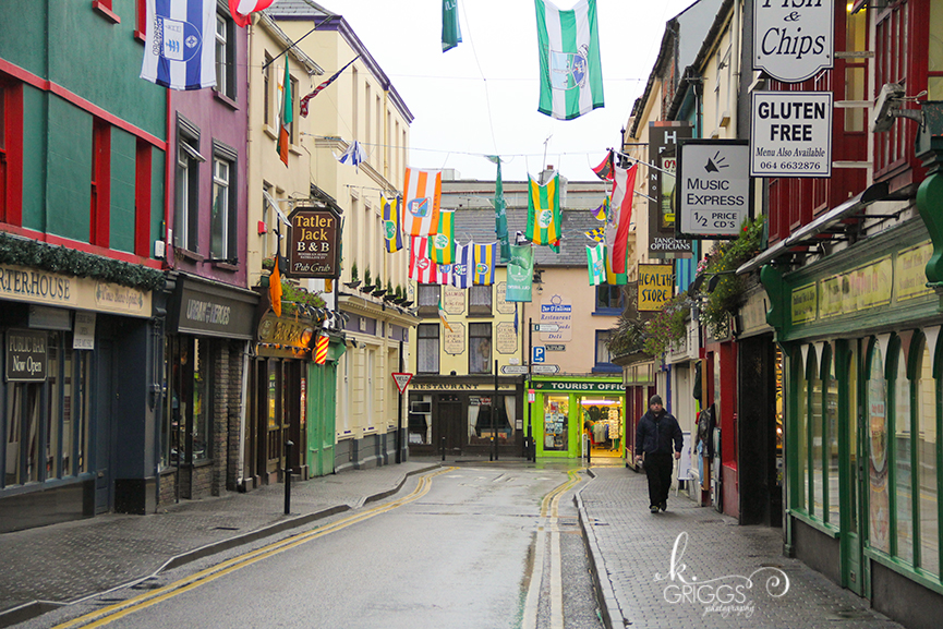 St. Louis Photographer - streets of Killarney, Ireland