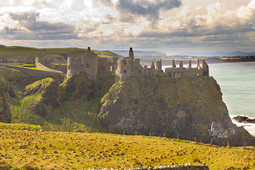 St. Louis Photographer - Dunluce Castle, Northern Ireland