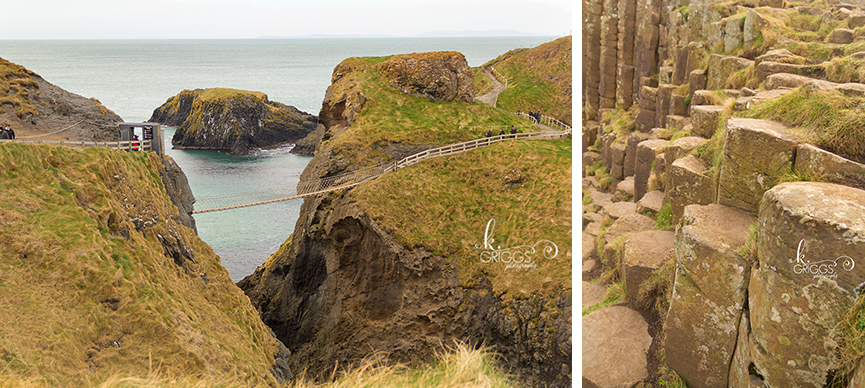 St. Louis Photographer - Giant's Causeway and Bridge