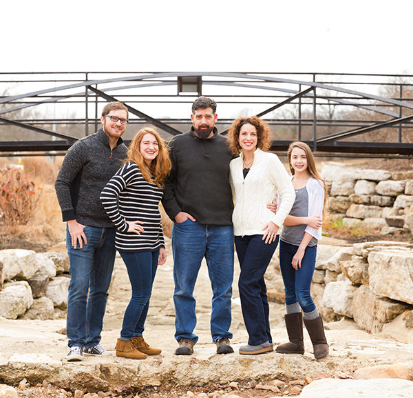 Photos with the {H} Family |Glendale Photographer