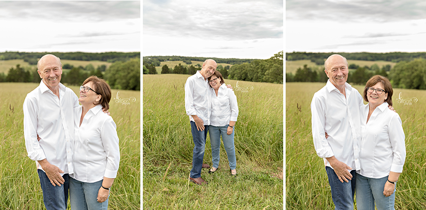 3 photos of couple | St. Louis Photos