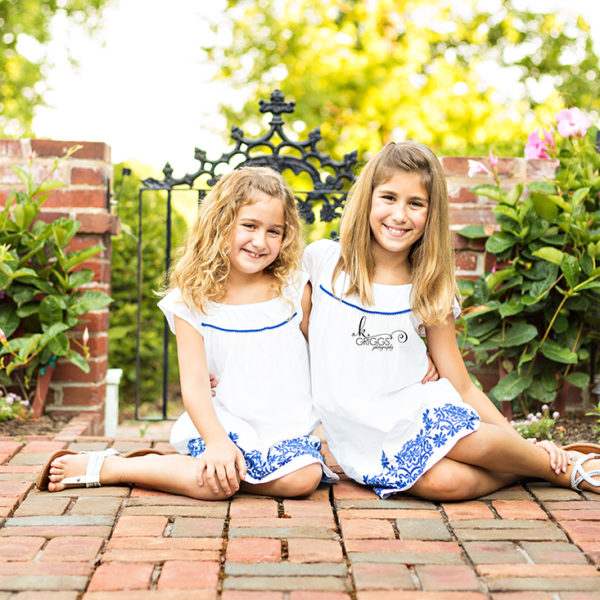 Sweet Beautiful Sisters | St. Louis Child Photographer