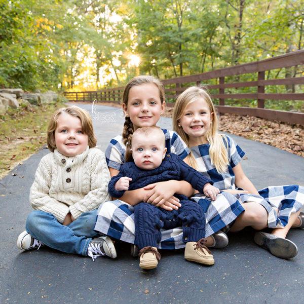 {0} Kiddos - Fall Mini Session | St. Louis Family Photographer