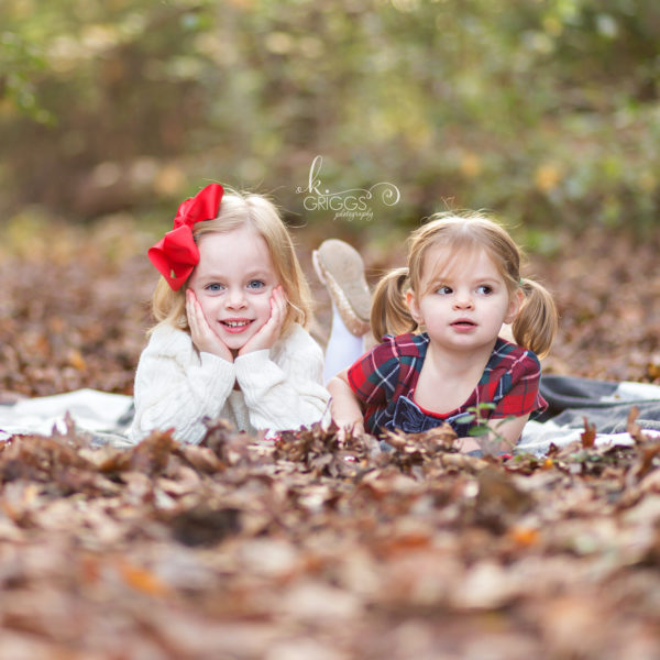 {L} Sisters - Fall Mini Photo Session | St. Louis Family Photographer