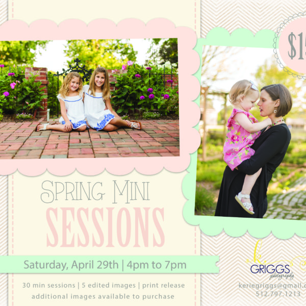 {Spring Mini Sessions} | St. Louis Family Photographer