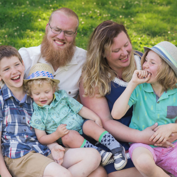 { P } Family Spring Session | Kirkwood Family Photographer